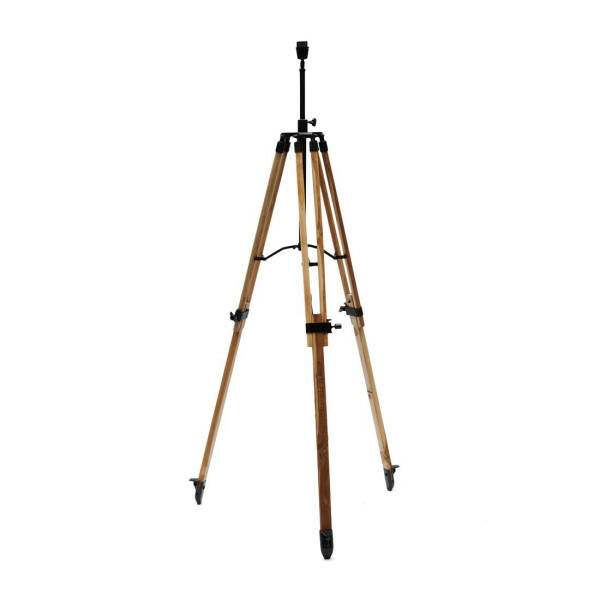 Stehlampe RM Wooden Tripod