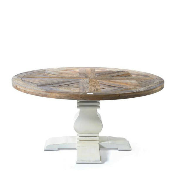 Crossroads Round Dining Table 160