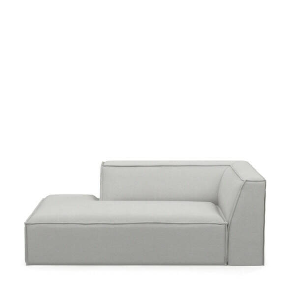 Eckmodulsofa The Jagger mit Chaiselongue Links, Washed Cotton