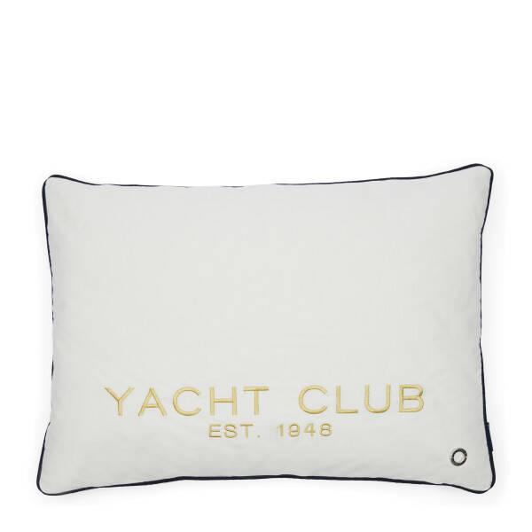 Yacht Club Signature Kissenhülle 65x45