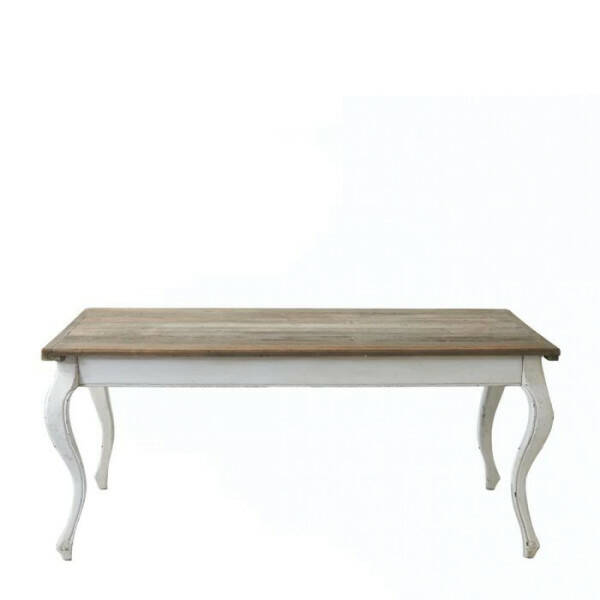 Rivièra Maison Driftwood Dining Table 180x90