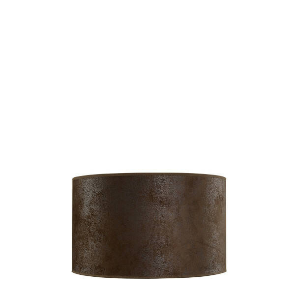 Artwood SHADE CYLINDER SMALL Suede brown