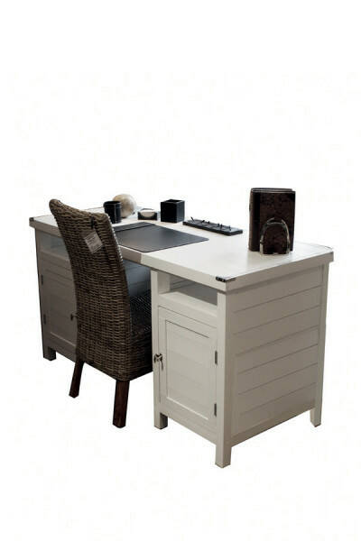 Ocean House Writing Desk Charles 2 Doors