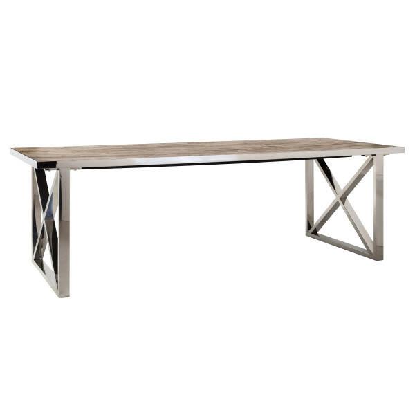 Dining Table Redmond Cross Legs 200x100