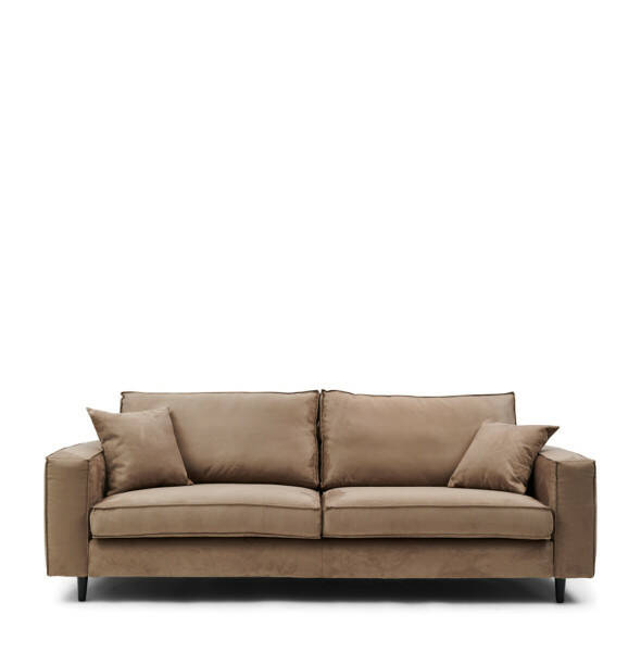 Sofa Kendall 3,5 Sitzer, Scottish Suede