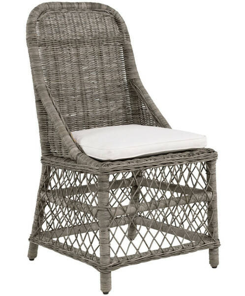 Artwood Brussel Diningchair, All Weather Wicker Vintage
