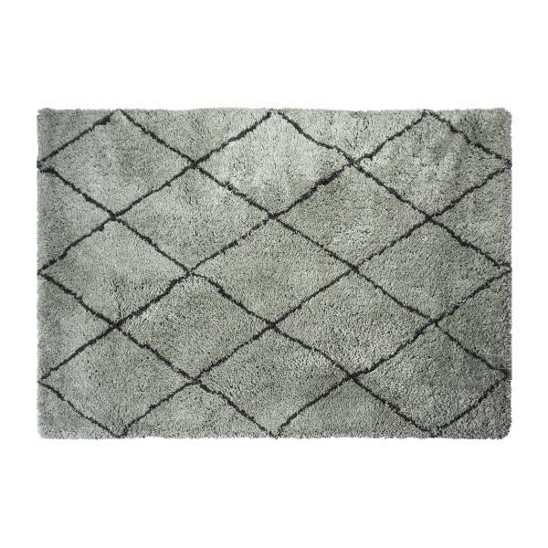 Teppich Flokki, 140x200, Mint