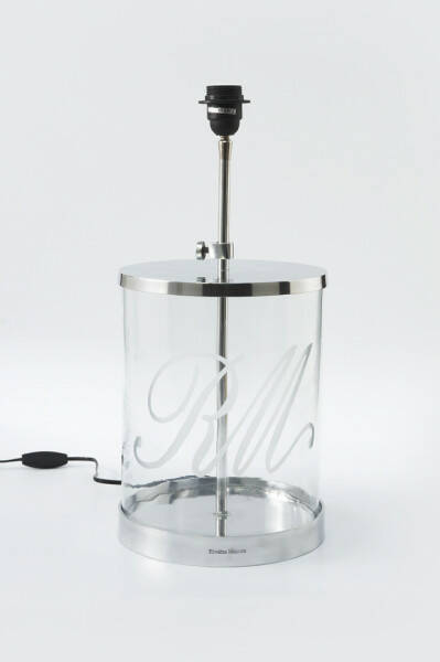 Lampenfuss Glass Display