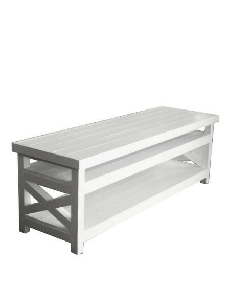 Ocean House Bench Gordon 120x39 62 cm hoch