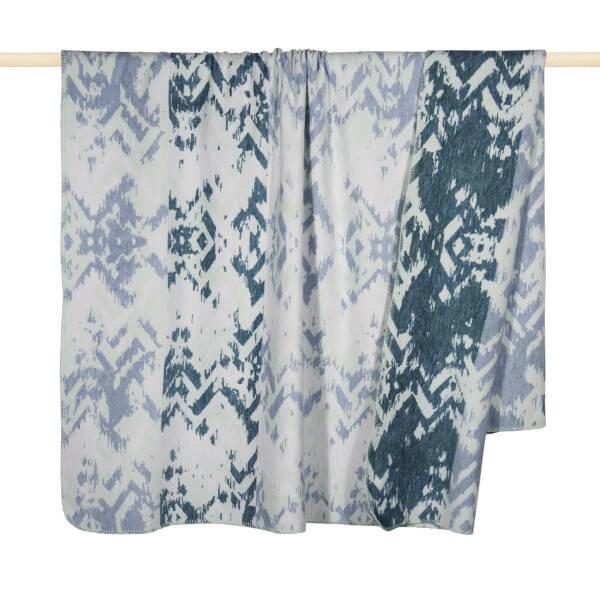 Decke IKAT 150x200 mint