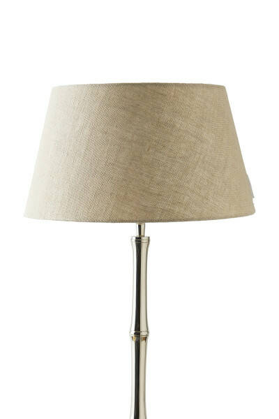 Loveable Linen Lampshade nat 28x38