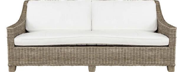 Artwood Madison Sofa 3 Seater, Grey Lacak