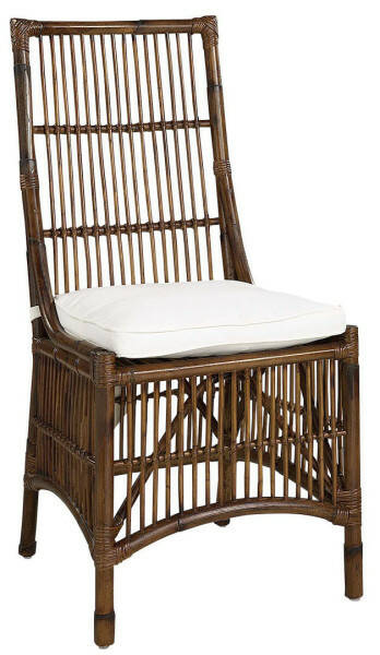 Artwood Columbus Diningchair, Malaka Rattan Antique