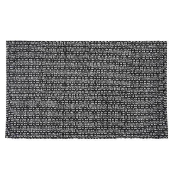 Teppich KEBU 140x200 anthracite